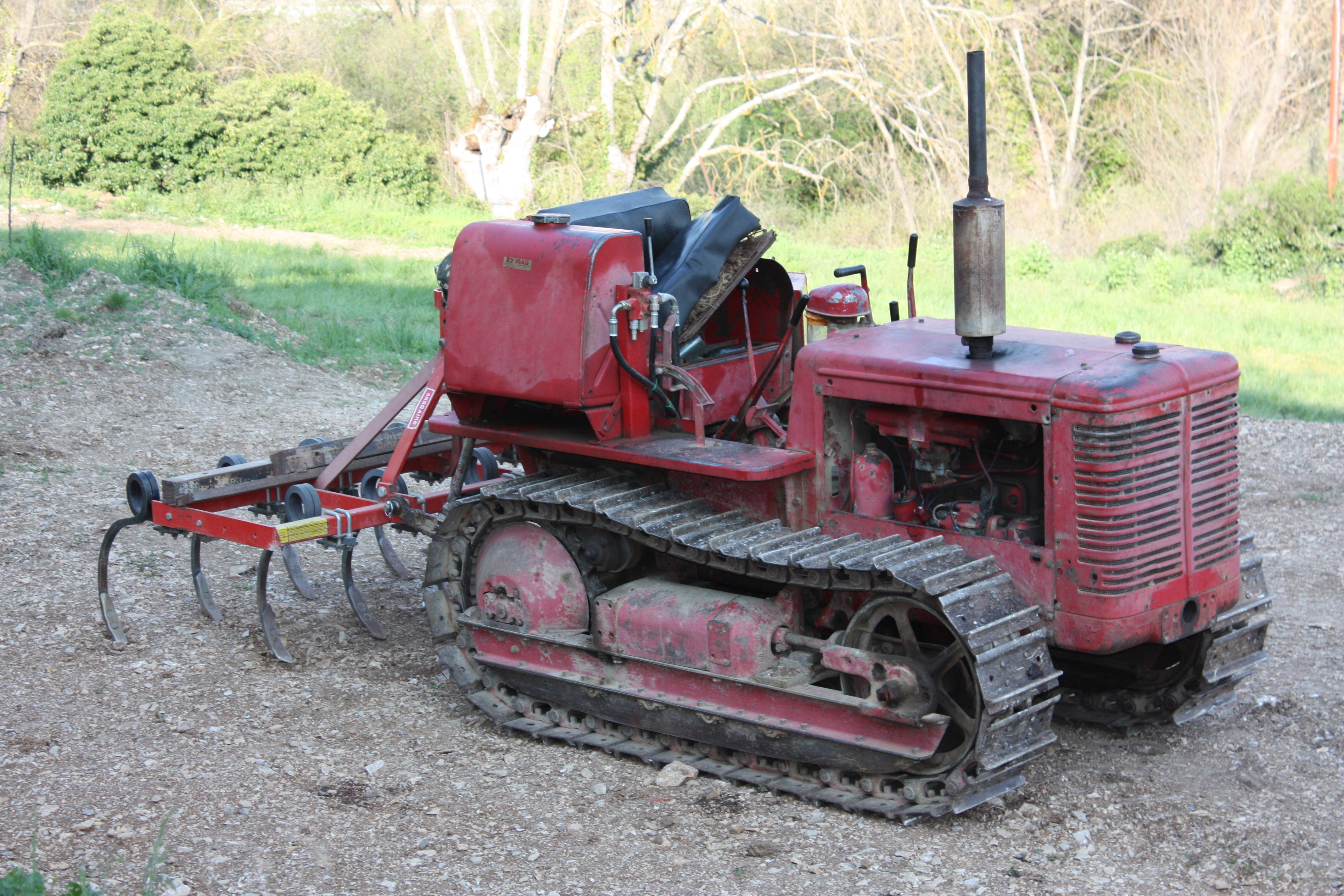 international td6 - Page 2 - Les Tracteurs Rouges