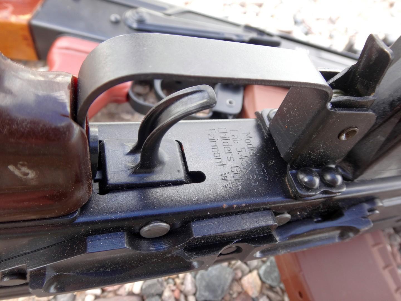 POHF 1988 Izhvesk AKS-74N - AR15 COM