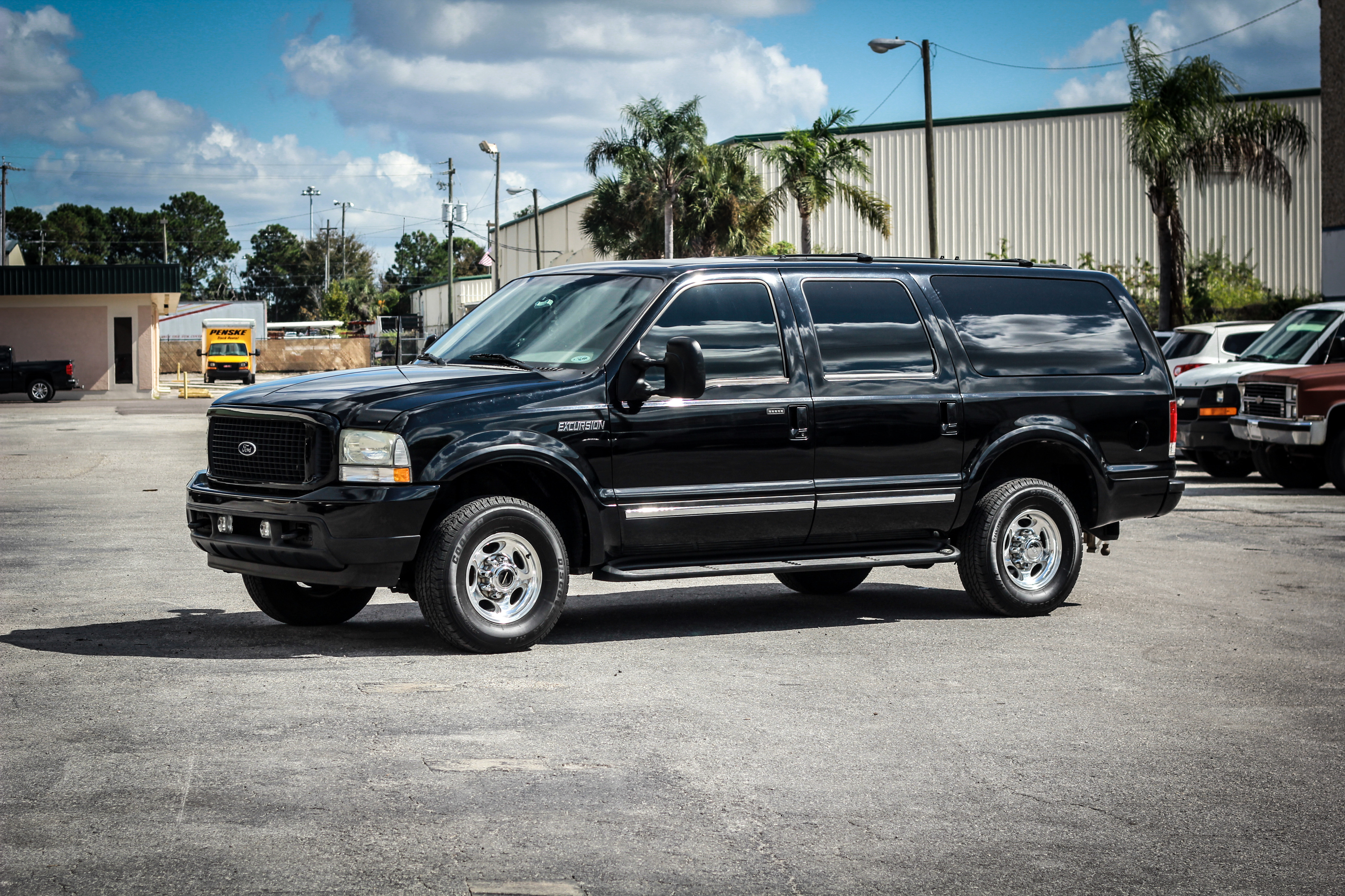 2002 Ford Excursion Build Skar Audio Performance Audio Reasonable Prices 1 Car Audio Enthusiast Forum In The World Smd Meade916