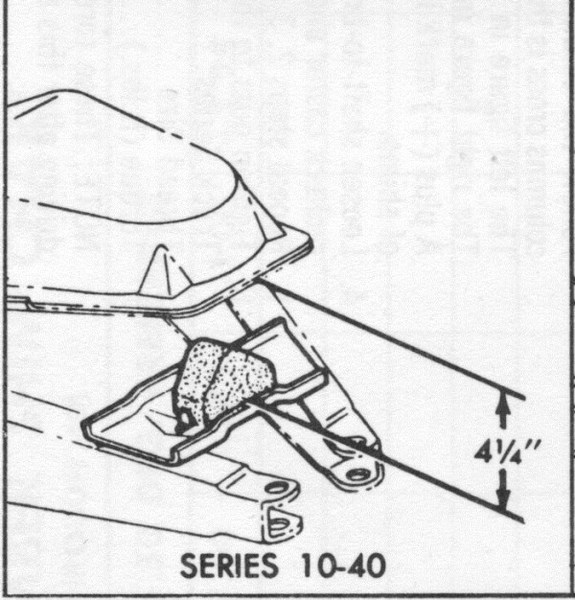 1960 To 62 Lower Ball Joints