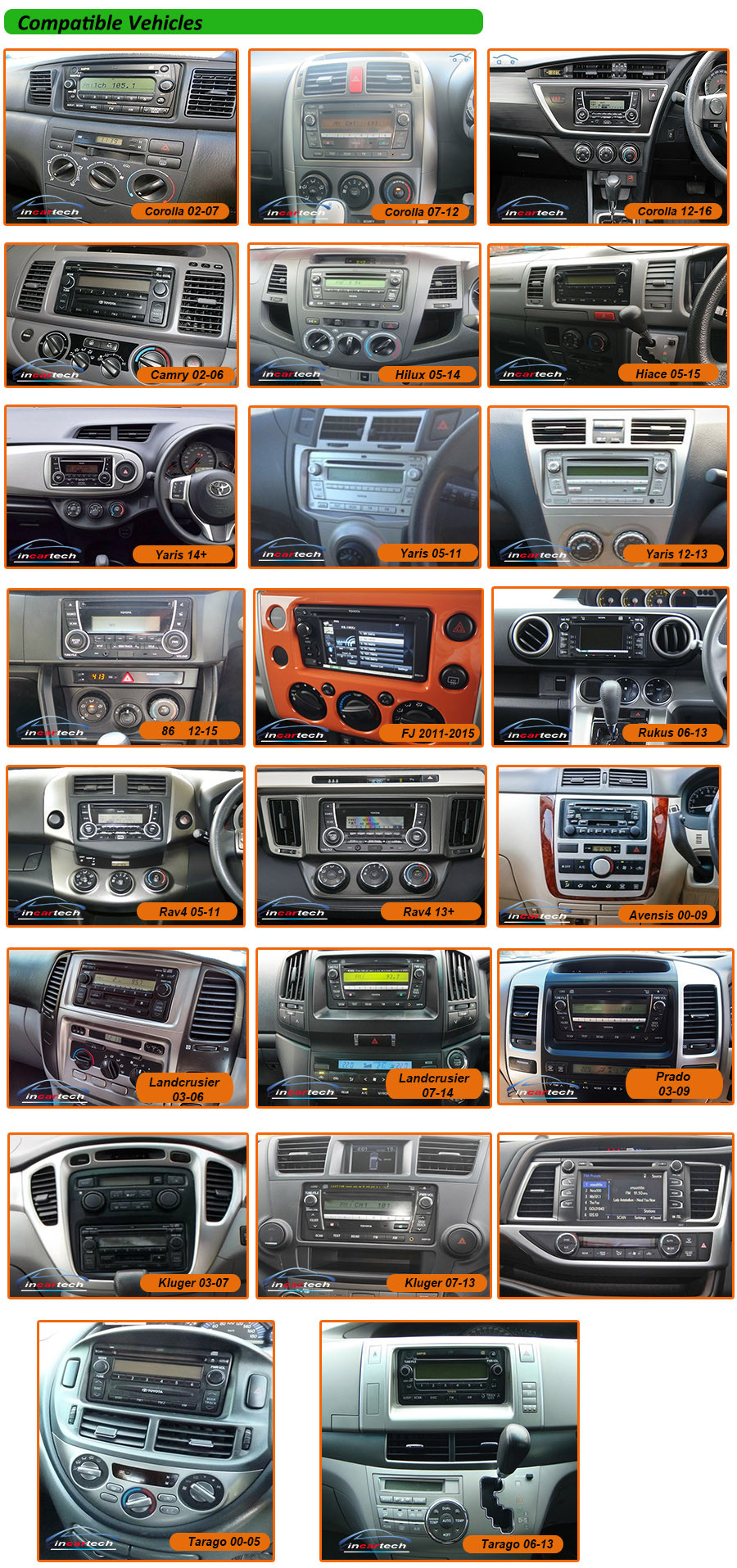 Toyota kluger 03 14 head unit gps sat nav car radio stereo dvd check out our installation job in sydney fandeluxe Images
