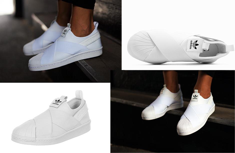 Sko tip: Adidas Superstar Slip On | Inspiration | Sidsel & Lasse