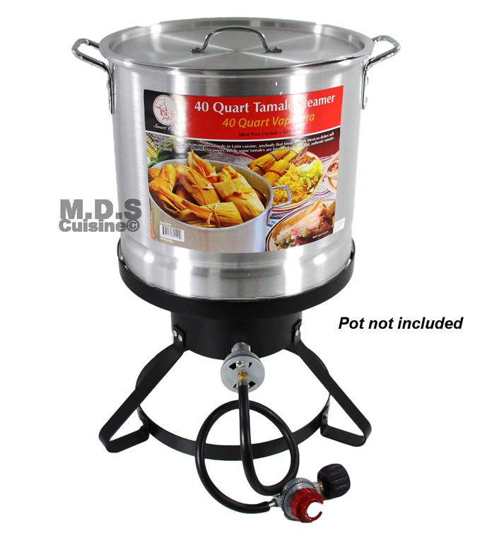High Pressure Gas Stove : High pressure burner outdoors cooking gas single propane
