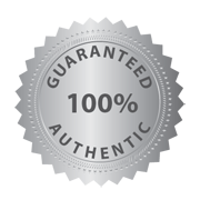 Money back Authenticity Guarantee