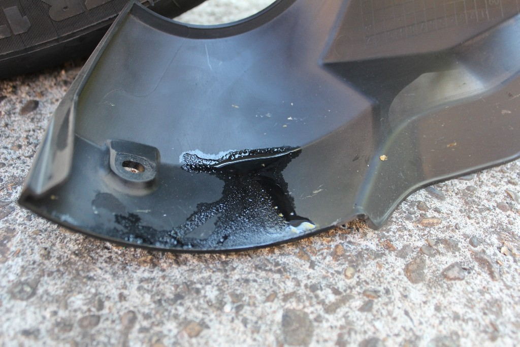 Final Drive Oil Leak - Seventh Generation VFR's - VFRDiscussion