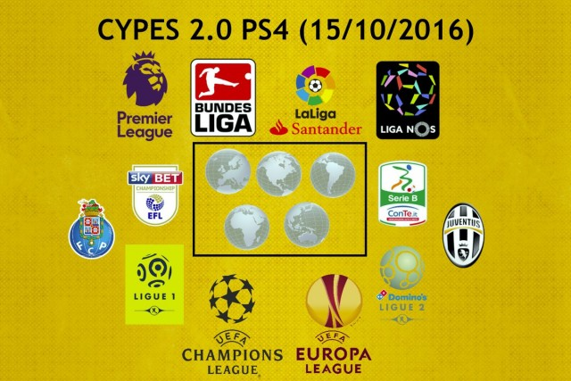PES 2017 CYPES 2 0 PS4 OF | PESTeam it Forum