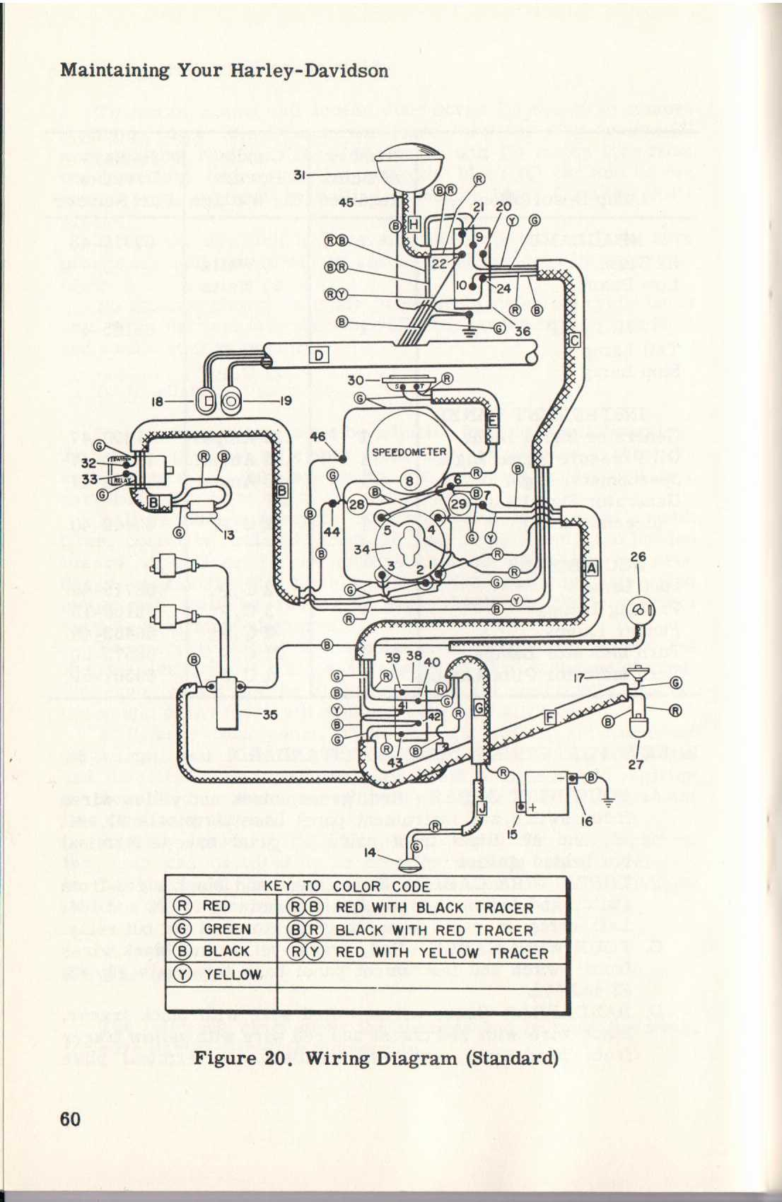Wiring Diagram For 64 Flh