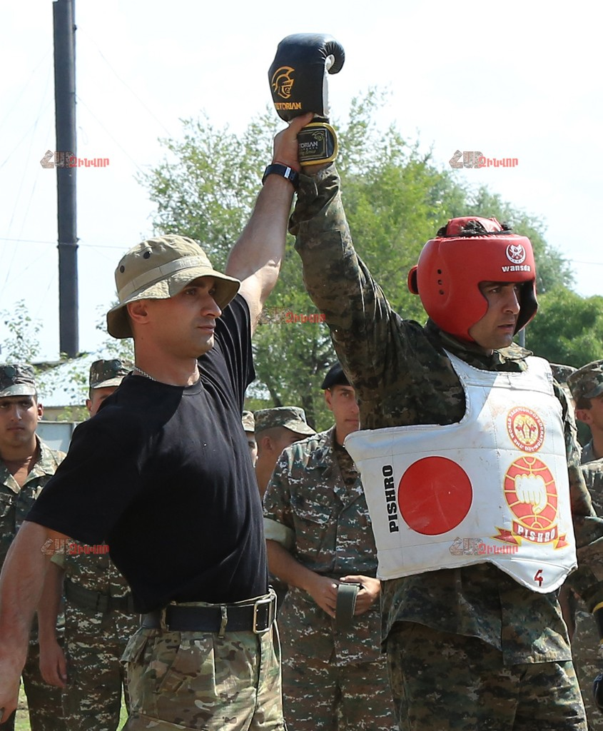 Azerbaijan News And Scores: Nagorno-Karabagh: Military Balance Between Armenia