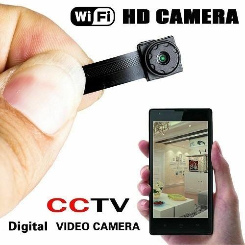 Microcamera appendino Spia o Spy con microtelecamere Nascoste SD 4GB Inclusa registra Video e Audio senza essere notati microcamere con Motion Detector