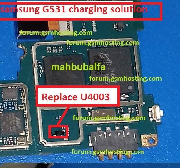Samsung g531 mic ways