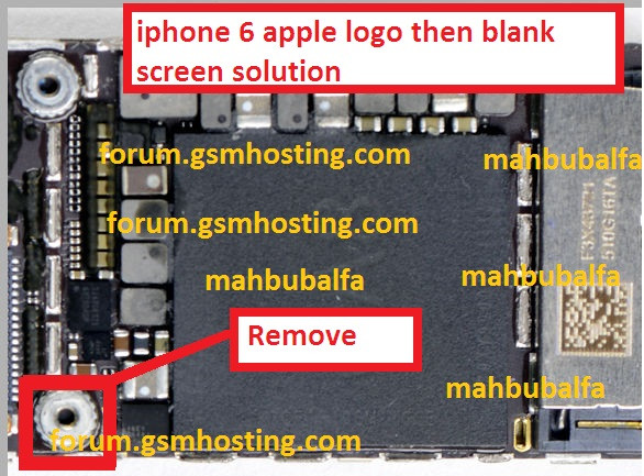 IPhone 6 Error 9 After 4013 Any Idea? - GSM-Forum