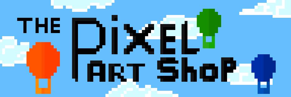 The Pixel Art Shop Now Closed Discuss Scratch