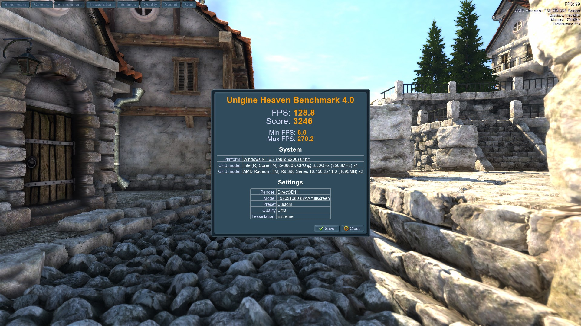 Unigine Heaven 4 benchmark | Page 220 | Overclockers UK Forums