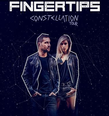 Fingertips Cartaz
